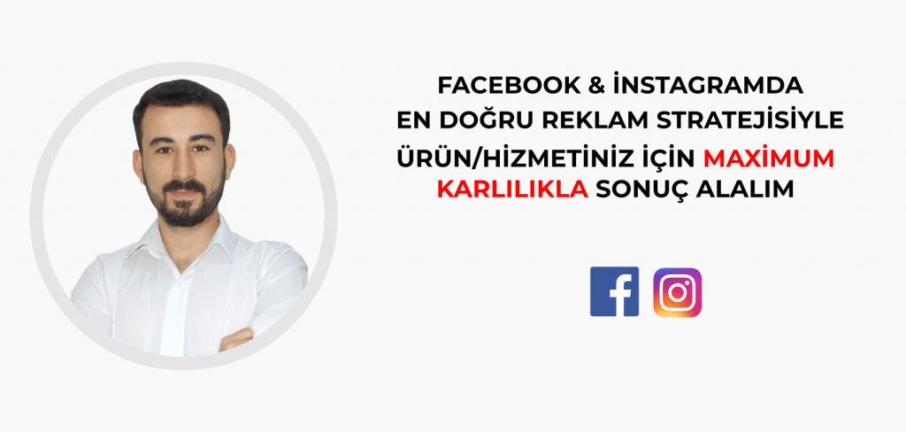 instagram & facebook reklam danışmanlığı