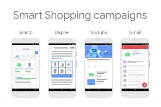google ads akıllı alışveriş kampanyası